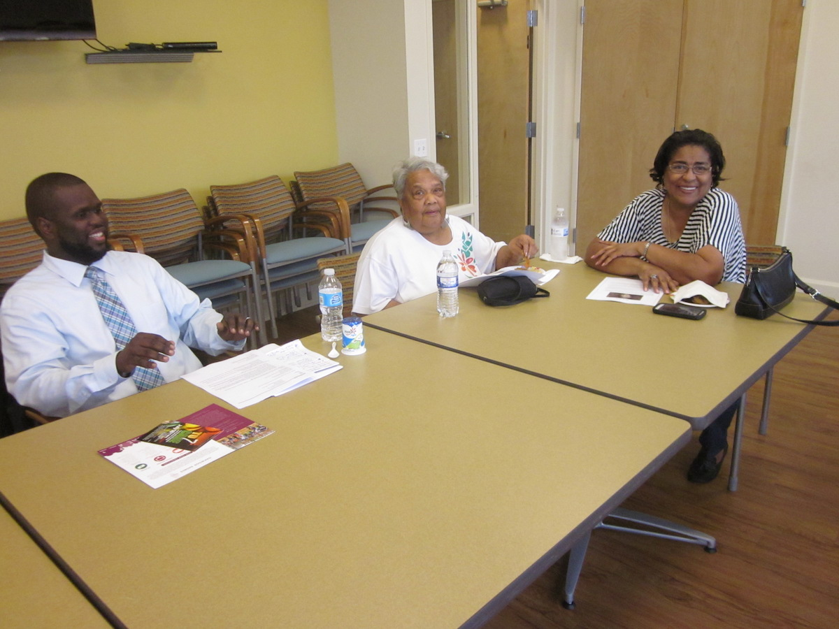 IBW Brown Bag Luncheon 010
